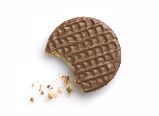 Chocolate digestive is voted the nation's favourite biscuit