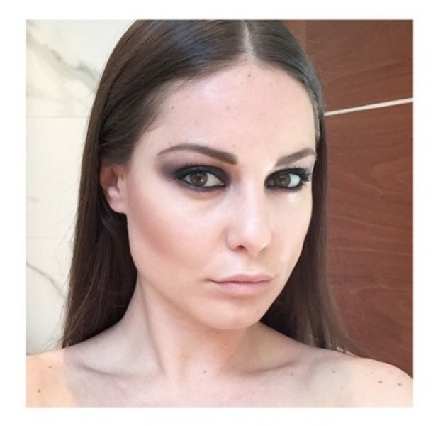 Louise Thompson Made In Chelsea Instagram picture May 13th 2015