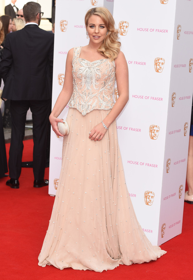 BAFTA TV Awards 2015: red carpet looks