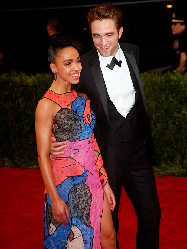 Robert Pattinson and FKA Twigs MET Gala 2015 'China: Through The Looking Glass' Costume Institute Benefit Gala at the Metropolitan Museum of Art - Arrivals, 2015