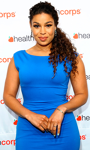 Jordin Sparks attends HealthCorp's 9th Annual Gala at Cipriani Wall Street on April 29, 2015 in New York City. (Photo by Astrid Stawiarz/Getty Images)