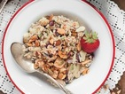 Spa-style Bircher Muesli recipe from Angela Liddon's book Oh She Glows