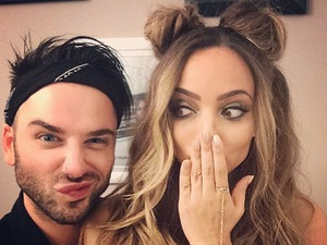 Jade Thirlwall shows off her Minnie Mouse love with cute new hair!