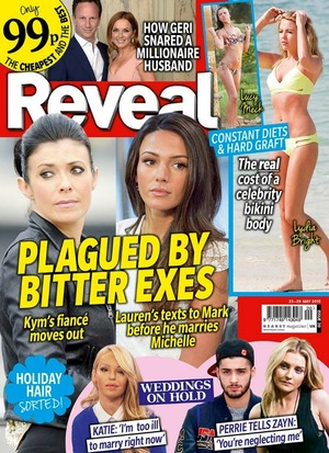 Reveal magazine cover for issue 20