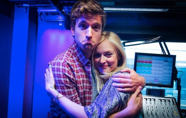 Fearne Cotton last day at Radio 1 with Greg James, 22nd May 2015