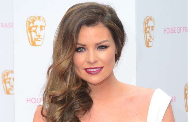 TOWIE's Jess Wright at the BAFTAs 18th May 2015