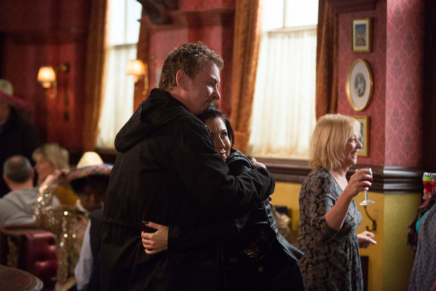 EastEnders, Kat and Alfie leave, Fri 22 May