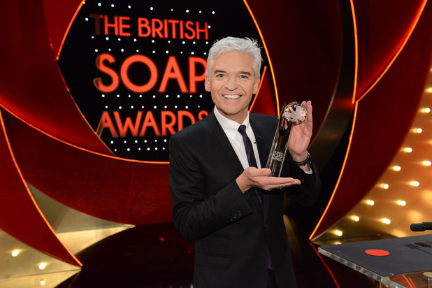 The British Soap Awards, ITV, Thu 21 May