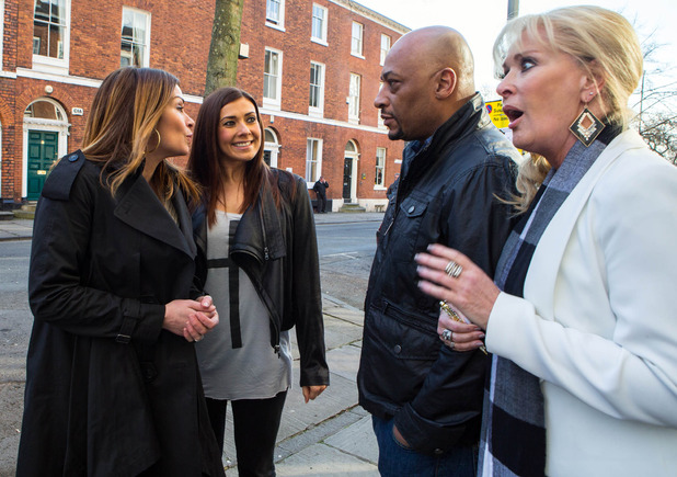 Corrie, Carla buys the Rovers, Fri 22 May