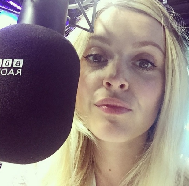 Fearne Cotton Radio 1, Instagram 11 May