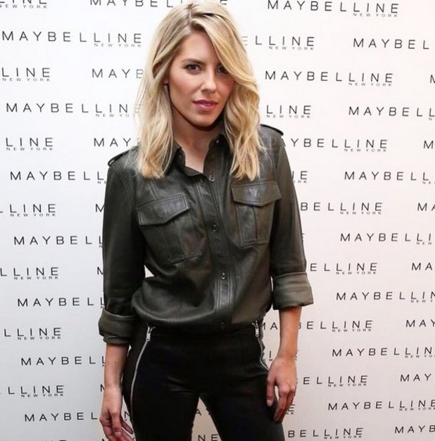 Mollie King is announced as Maybelline's new ambassador, 19th May 2015