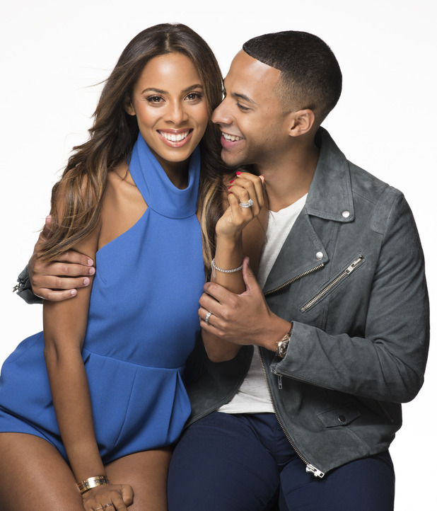 Rochelle and Marvin Humes for Wrigley's Extra May