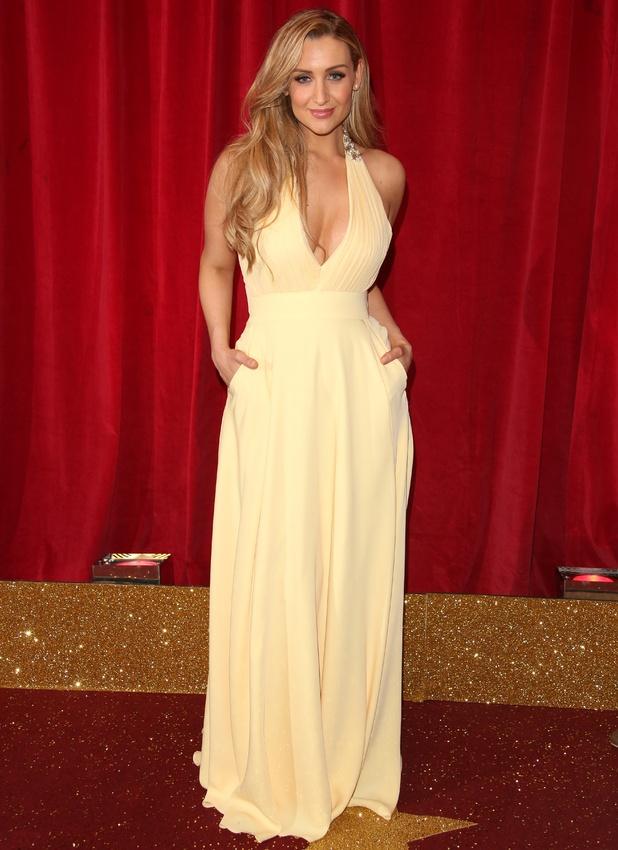 Catherine Tyldesley at British Soap Awards 16 May