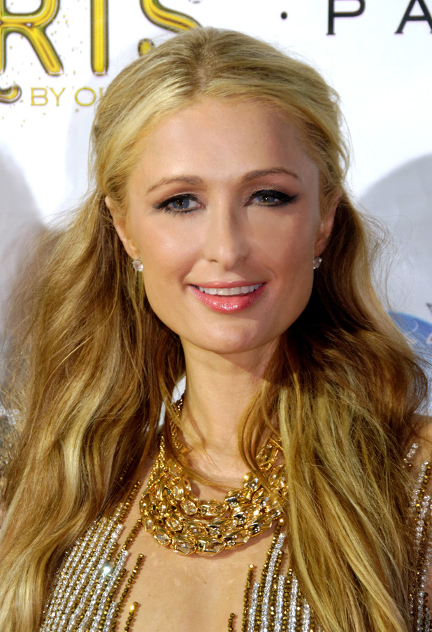 Paris Hilton attends the 68th Annual Cannes Film Festival - Cine Arts gala dinner at the Hotel Majestic, 18th May 2015