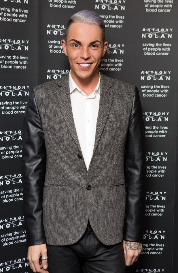 Bobby Norris attends The 21st annual Daisy Ball held at Grosvenor House in Mayfair, 18th May 2015