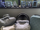 Pregnant Billi Mucklow packs (designer) bags for hospital: 'I'm so excited!'