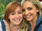 Sarah Michelle Gellar, Alyson Hannigan reunite 12 years after Buffy