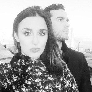 Lucy Watson and James Dunmore, Instagram 26 May