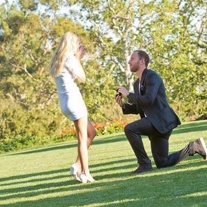 Morgan Stewart and Brendan Fitzpatrick get engaged, #RichKids