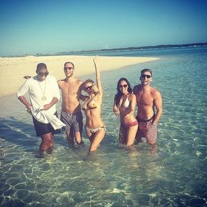 #RichKid stars Dorothy Wang, Morgan Stewart, EJ Johnson, Brendan Fitzpatrick, Jonny Drubel in Bahamas February