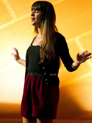 Glee, Rachel Berry, Thu 28 May