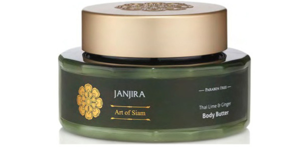 Janjira Thai Lime and Ginger Body Butter £28, 26th May 2015