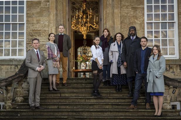 The Syndicate, BBC1, Tue 2 Jun