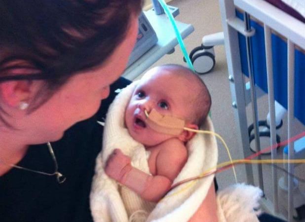 Natasha Buckley, A 3D printer saved my daughter's life