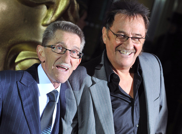 The Chuckle Brothers at the British Academy Children's Awards 2008 held at the London - 30 November 2008.