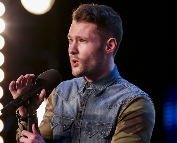 Britain's Got Talent, Calum Scott