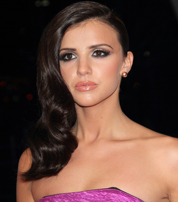 Former TOWIE star Lucy Mecklenburgh at the NTA National Television Awards in January 2015, 27th May 2015