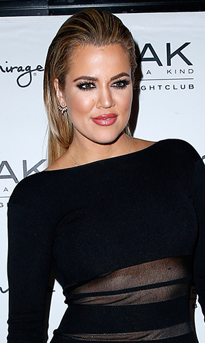 Memorial Day Weekend at 1 OAK with Khloe Kardashian inside the Mirage Hotel and Casino Las Vegas, 22 May 2015