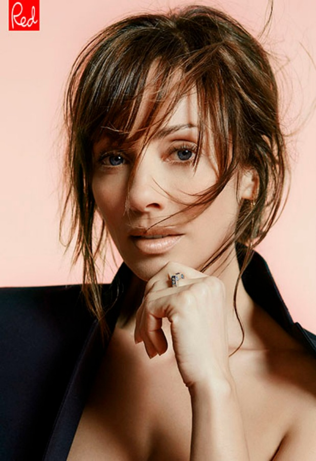 Natalie Imbruglia appears in the July issue of Red, on sale 28 May.