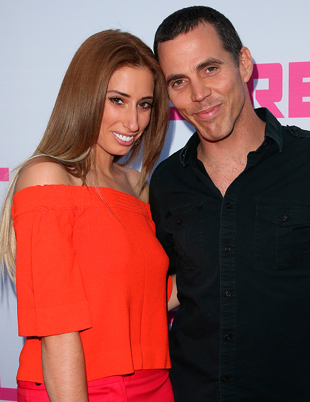 """Stacey Solomon and Steve-O, DIRECTV's """"Barely Lethal"""" - Los Angeles Special Screnning, 27 May 2015"""