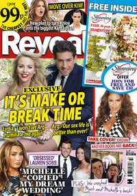 Reveal magazine cover, issue 22, out 2 June 2015.