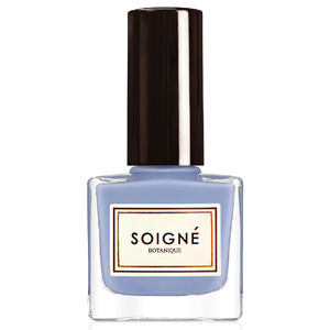 Soigne's nail laceur in Glacage Bleu £11 5th June 2015