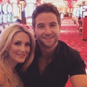 Stephanie Pratt and Josh Shepherd, Vegas 3 June