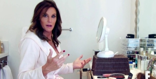 Caitlyn Jenner, still from I Am Cait trailer 2015