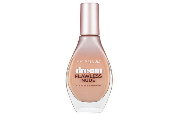 Maybelline Dream Flawless Nude Foundation £8.99 4th June 2015