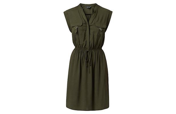 New Look shirt dress £13, 3rd June 2015