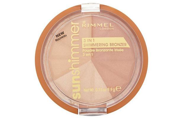Rimmel Sun Shimmer Bronzer £6.09, 3rd June 2015