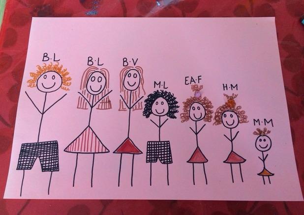Brooke Vincent Blog: Artwork 3 June