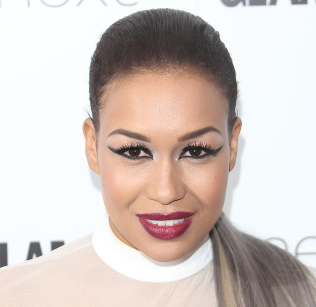 Rebecca Ferguson at the Glamour Women of The Year Awards 2015