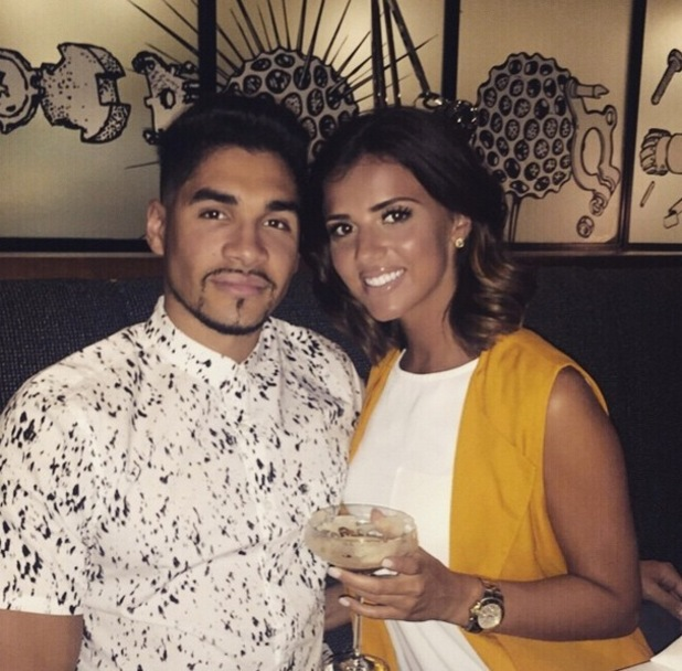 Lucy Mecklenburgh and Louis Smith date, Instagram 3 June