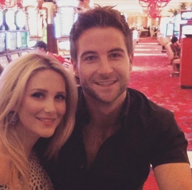 Stephanie Pratt and Josh Shepherd, Vegas 3 June