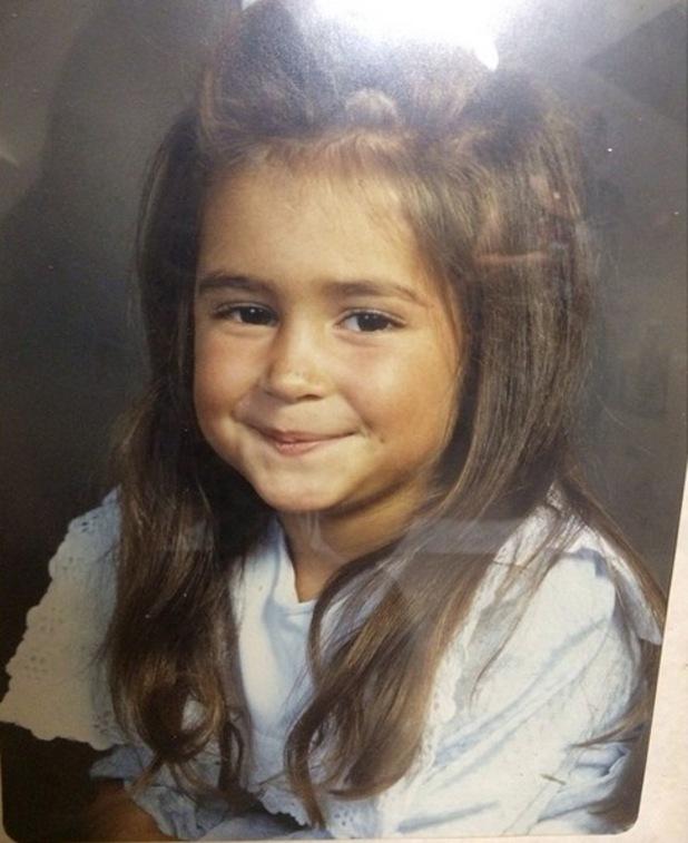Casey Batchelor as a baby, Instagram 2 June