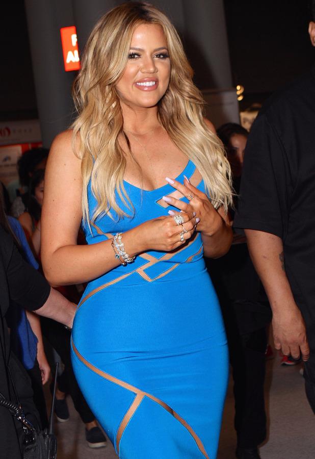 Khloe Kardashian at BookCon New York 1st June 2015