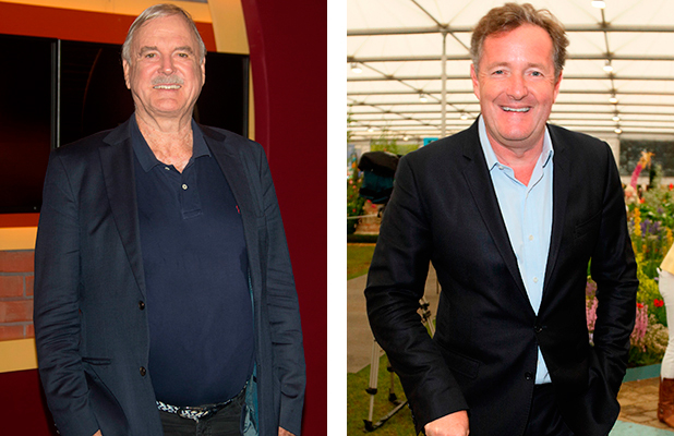John Cleese v Piers Morgan