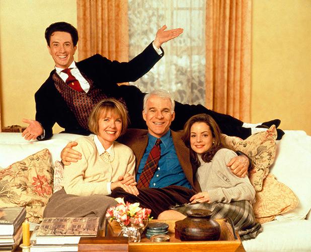 Father Of The Bride Ii, Martin Short, Diane Keaton, Steve Martin, Kimberly Williams 1995