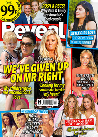 Reveal magazine issue 24 cover